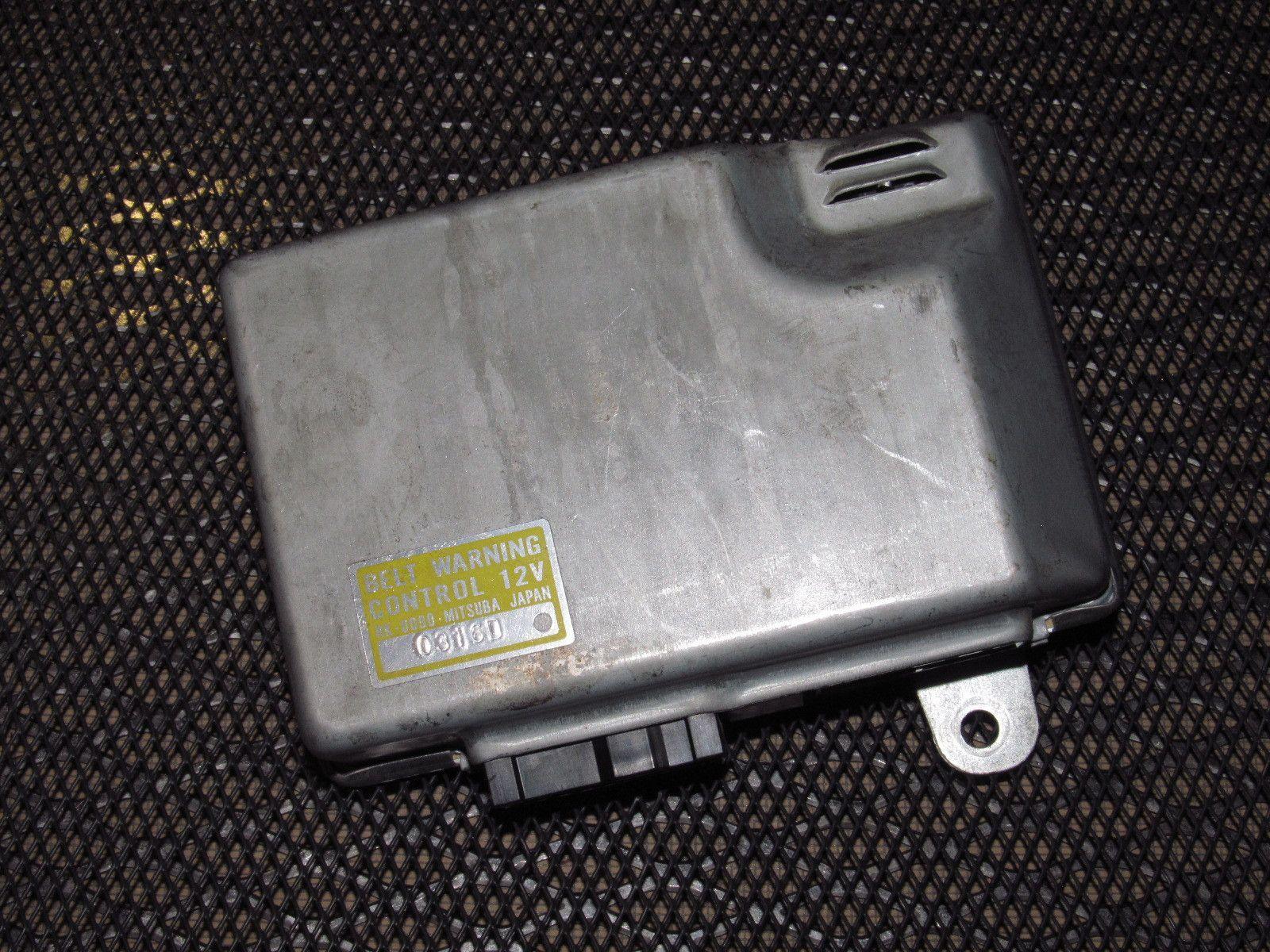 90 91 92 93 acura integra oem belt warning control rk 0090