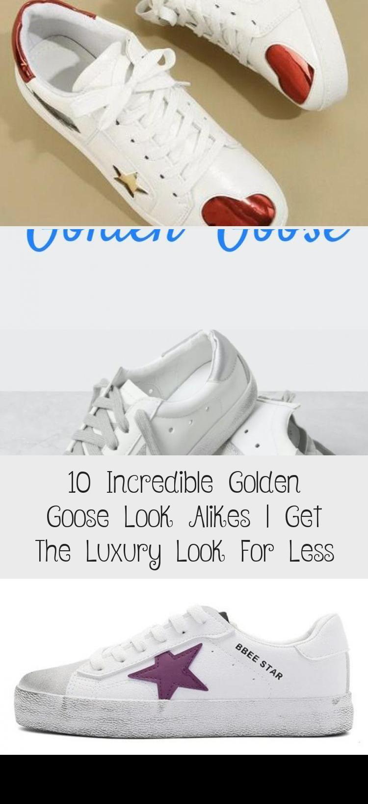 10 Incredible Golden Goose Look Alikes