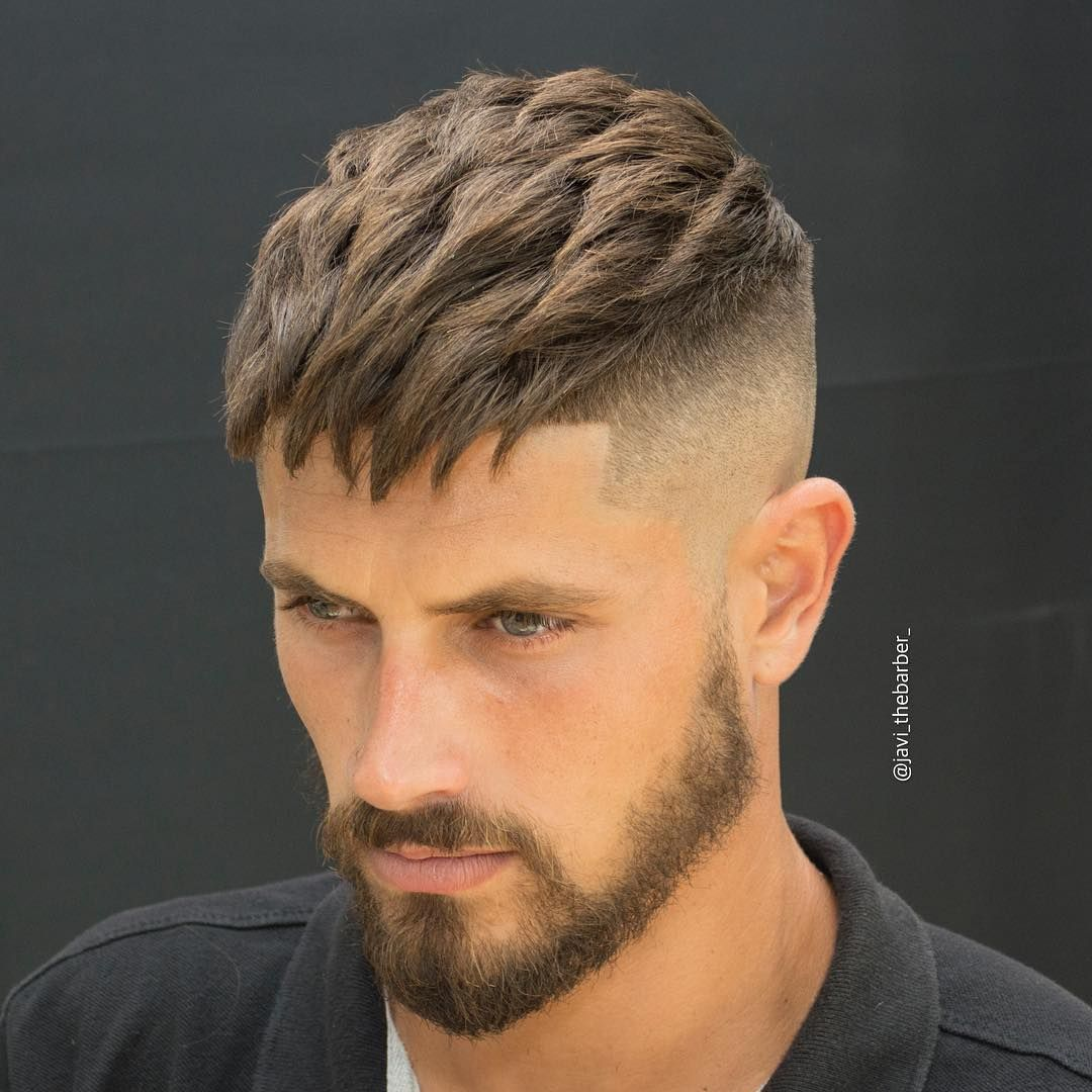 100+ Cool Short Haircuts For Men (2019 Update) | Men's ... Dry Hair Men