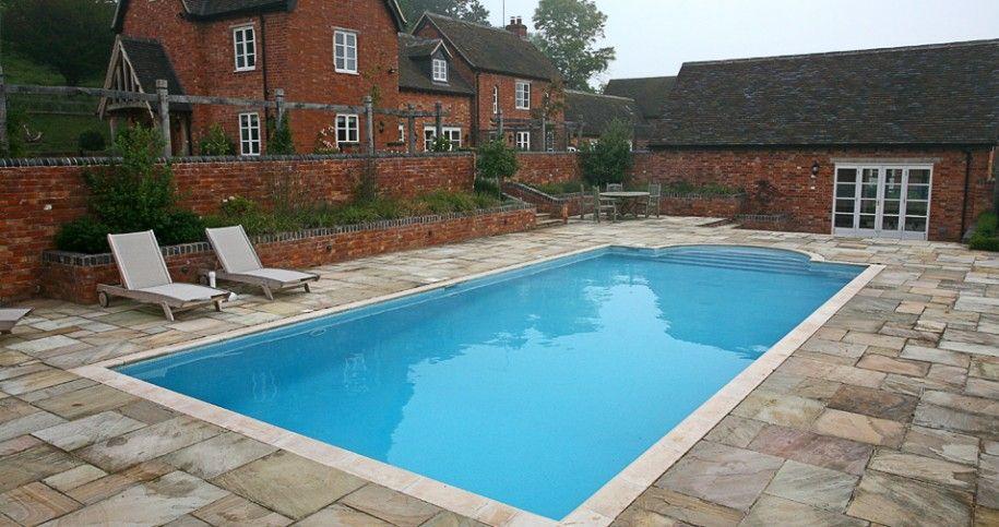 Outdoor Swimming Pool Tiles | Tile Design Ideas