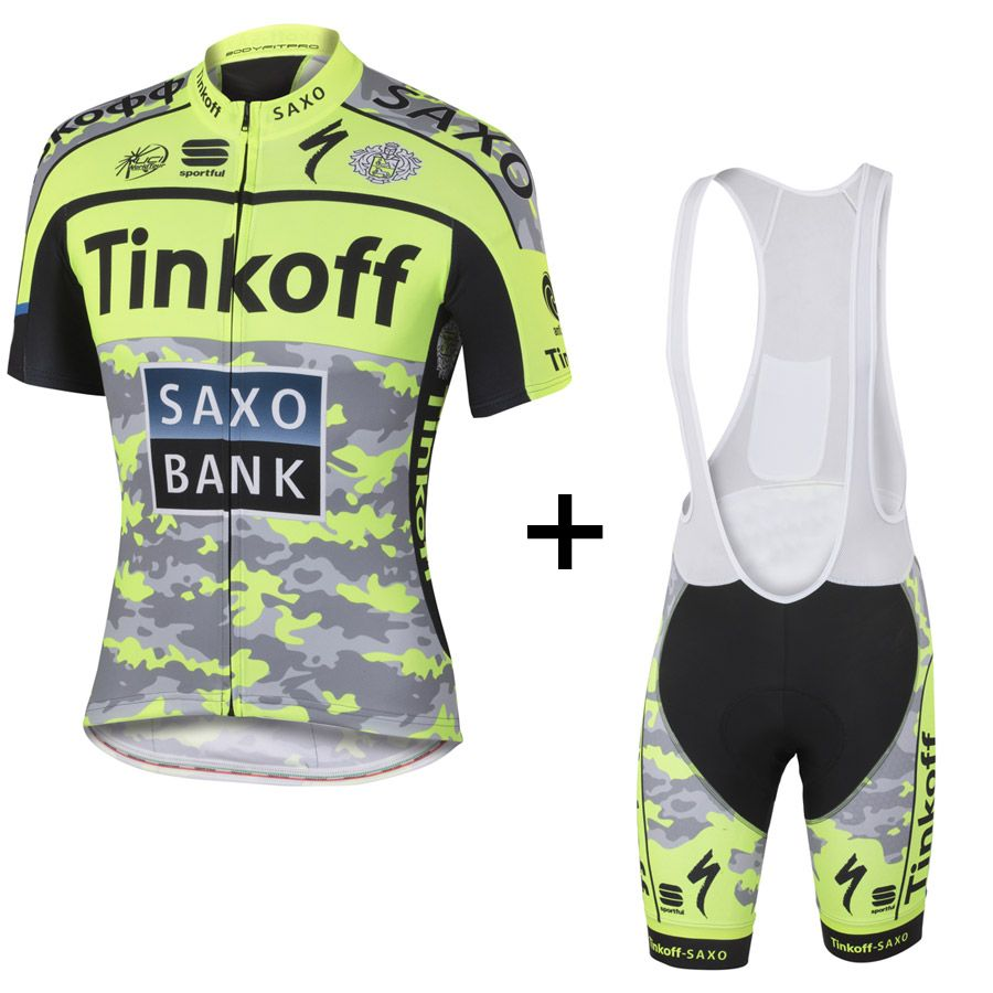 Tinkoff Saxo #Tour de France 2015 kit #TdF