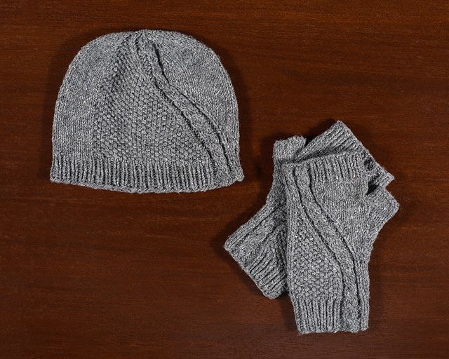 Ravelry: Urban Aran Hat pattern by Robbie Laughlin | Knitting - hats ...