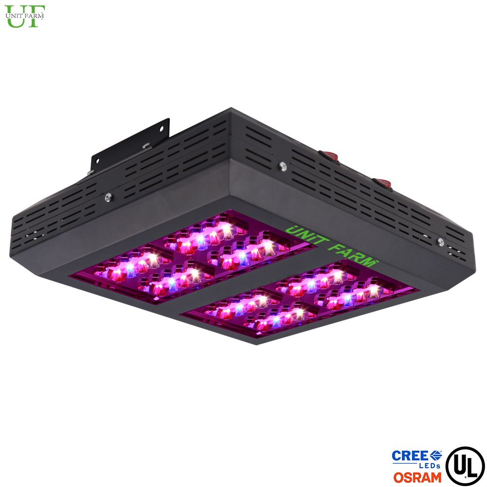 Led Grow Light Unit Farm With Cree And Osram Chips Led Grow Lights Grow Lights Indoor Grow Kits