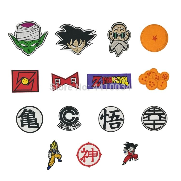 Goku Clothes Symbol Meaning