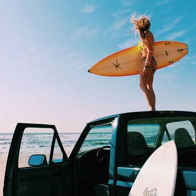 HARPER : Photo #surfgirls