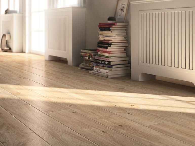Pavimento de gres porcel nico imitaci n madera treverkever - Pavimento imitacion madera ...