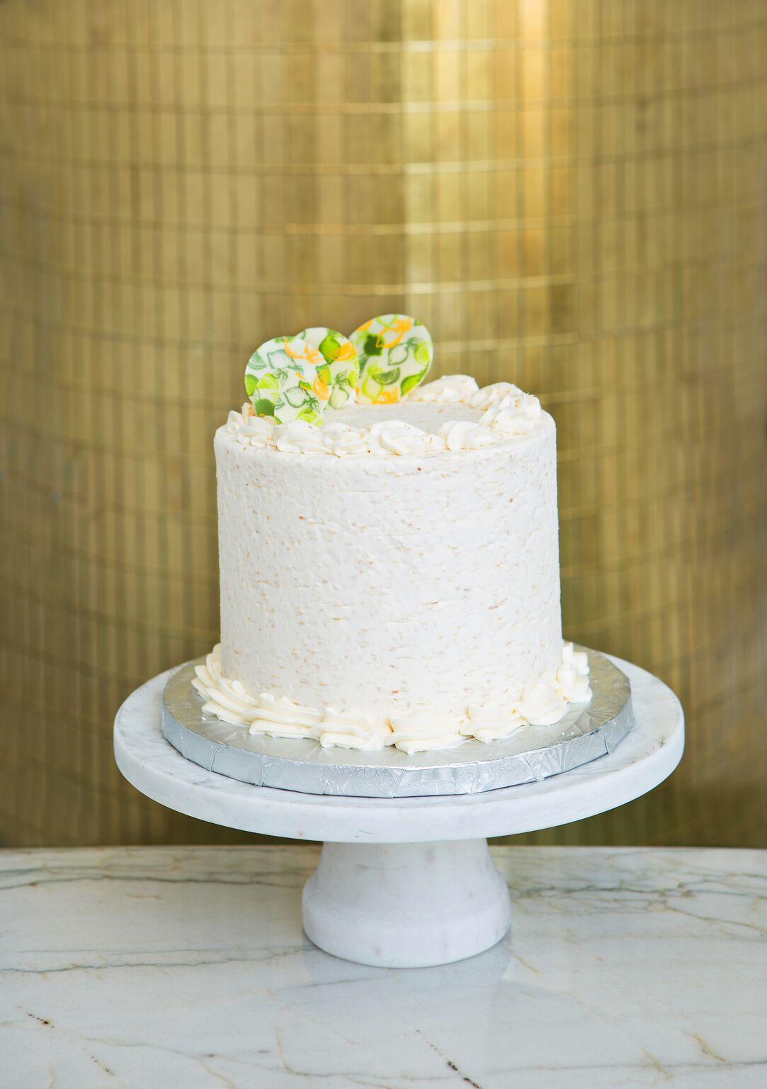 Cake - Key Lime Coconut #SweetnessAtChezBonBon #Miami #Fontainebleau
