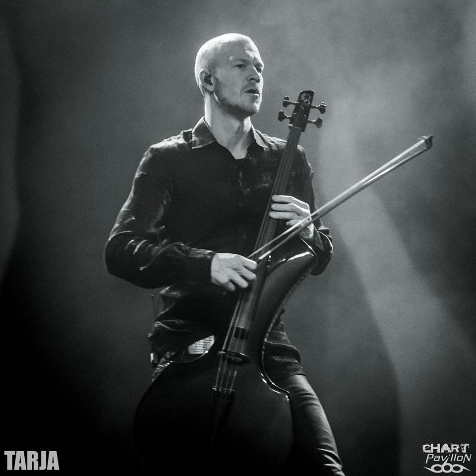 Max Lilja playing for Tarja Turunen live at Le Transbordeur, Lyon, France. The Shadow Shows, 08/11/2016 #tarja #tarjaturunen #theshadowshows #tarjalive PH: Chart - Live Photography https://www.facebook.com/ChartLivePhotography/
