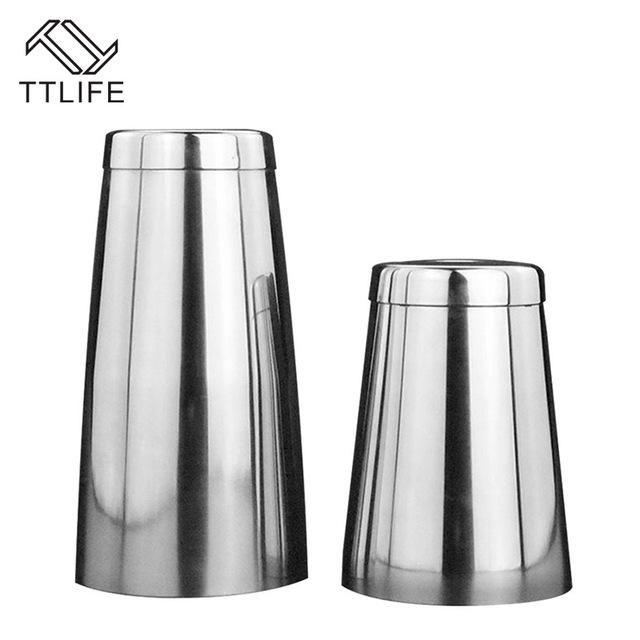 Charming Ttlife High Quality Deluxe Boston Bar Cocktail Shaker Cocktail Shaker Essential  Barware Bar Tool Drink Mixer