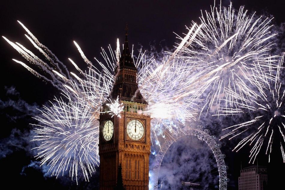 new year's eve celebrations worldwide | New Year's Eve 2012: Celebrations Around The World [Big Picture]