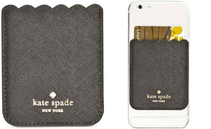 Keep Your Essentials Organized In Minimalist Chic Style With The Kate Spade New York Margaux Zip Card Holder