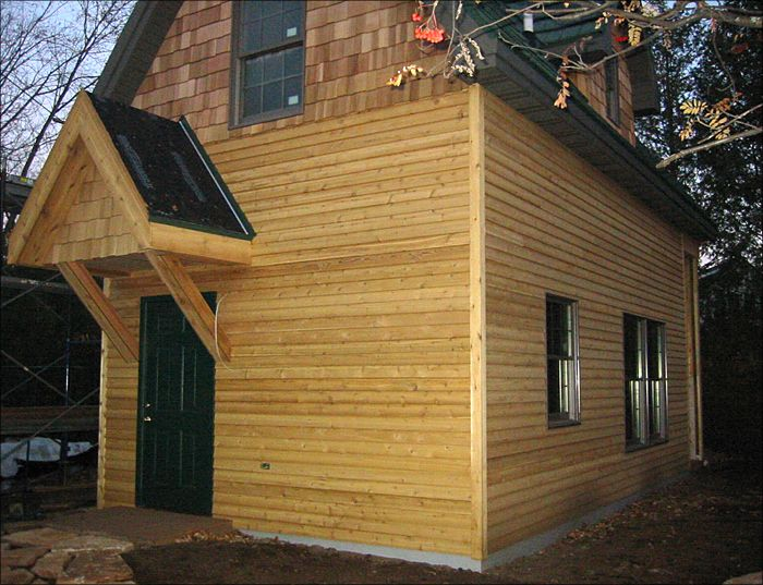 Best Central Home Improvements Garden Studio With A Bedroom 400 x 300