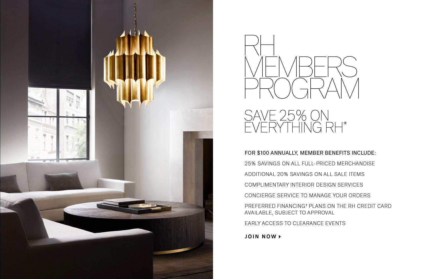 The RH Members Program