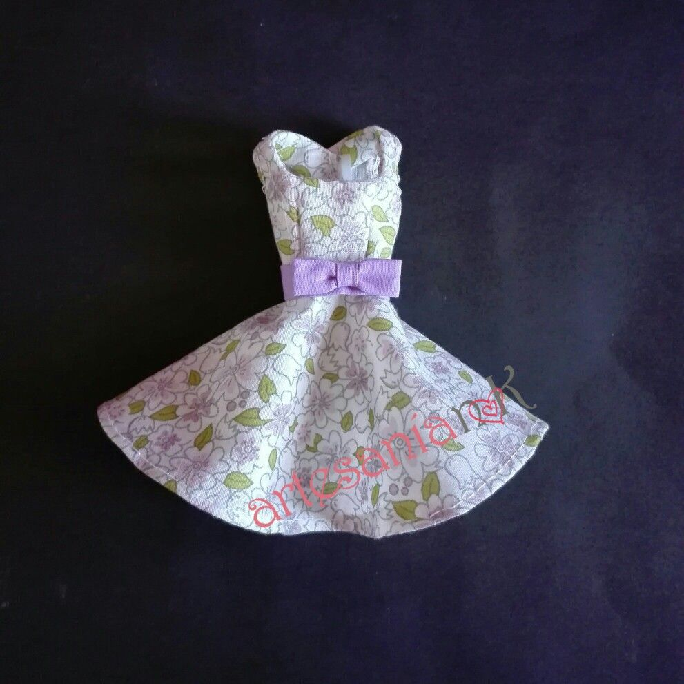 Moda amp;k Modelo SandyN Vestido Para Chabel Muñeca Muñecas 34ARL5cjq