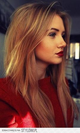 Image Result For Rudy Blond Hair W 2019 Fryzura ładne