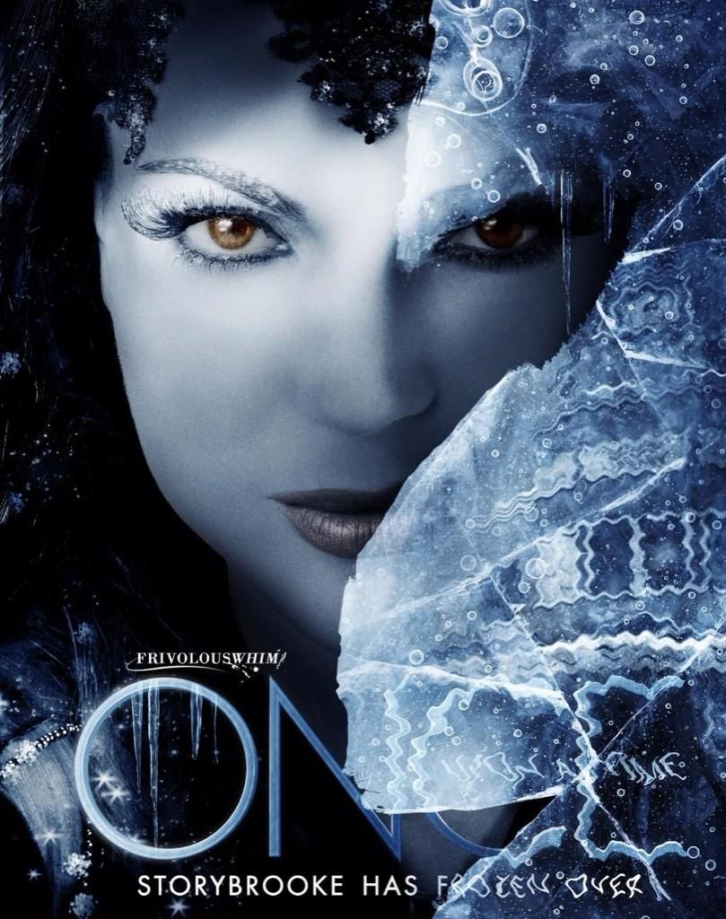 Once Upon A Time Storybrooke Is Frozen With Images Evil