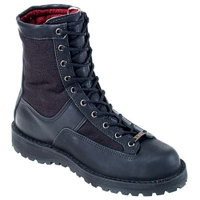 Danner Boots Men's Black 22600 USA-Made Waterproof Insulated ...