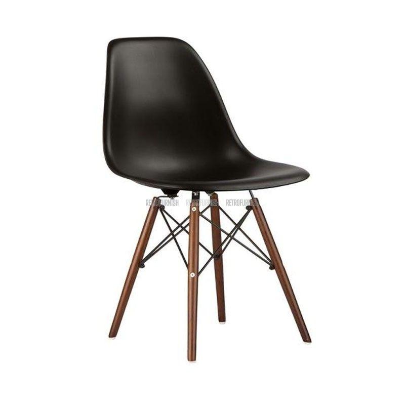 Replica Design Meubelen.Dsw Stoel In Plastiek Geinspireerd Door Charles Eames