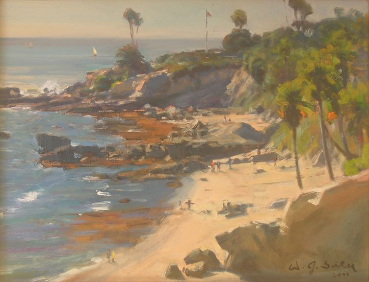 W JASON SITU - California Coast – California Art Club
