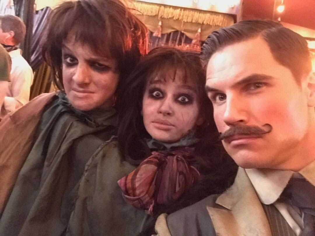 Freaks With Images A Series Of Unfortunate Events A