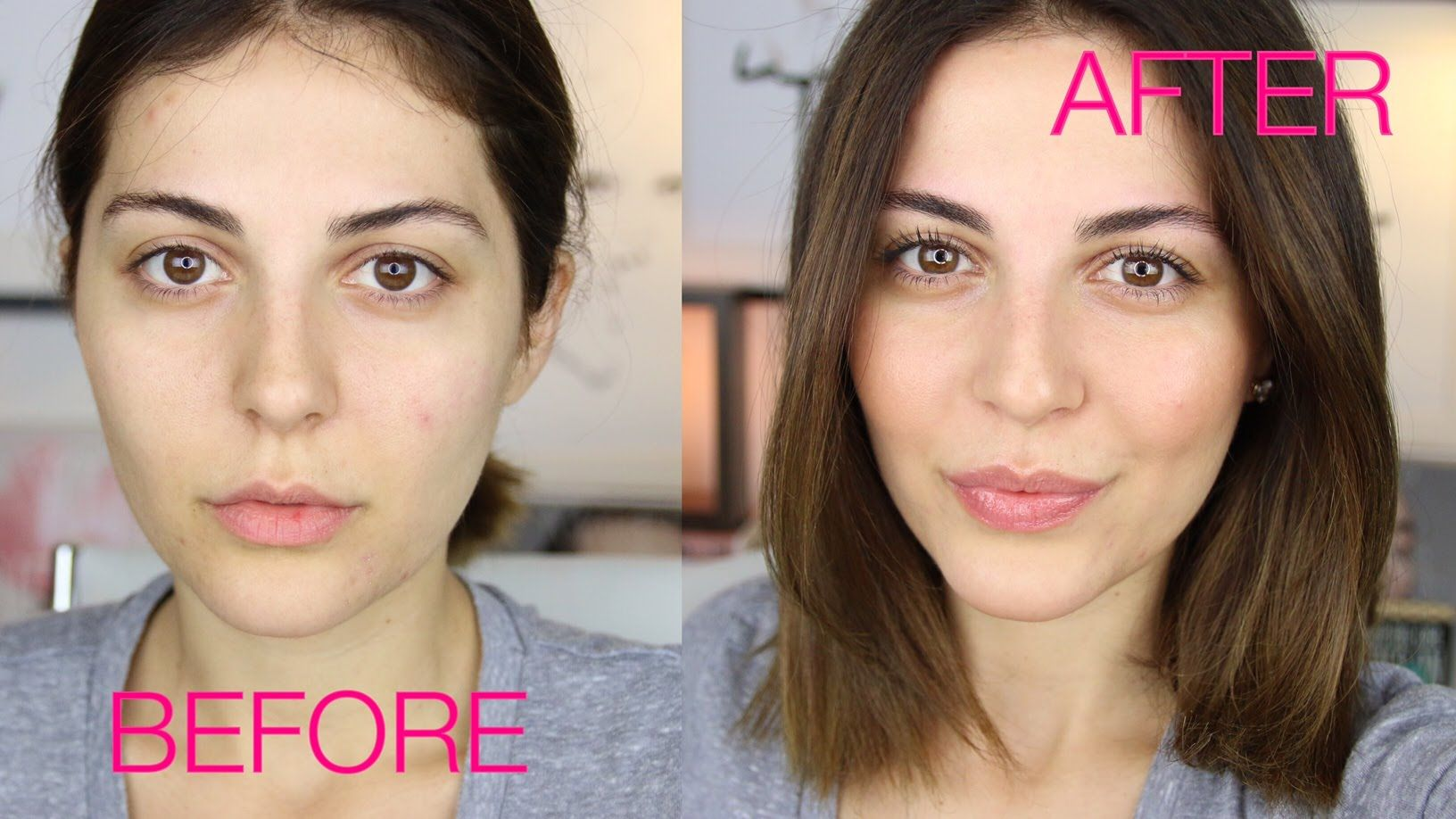 How To Look Beautiful Without Makeup Beautiful Glowing Skin Without Makeup Everyday Makeup Tutorials