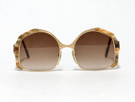 Neostyle Office 5 Vintage Sunglasses - Oversized 80s eyewear in New Old Stock condition