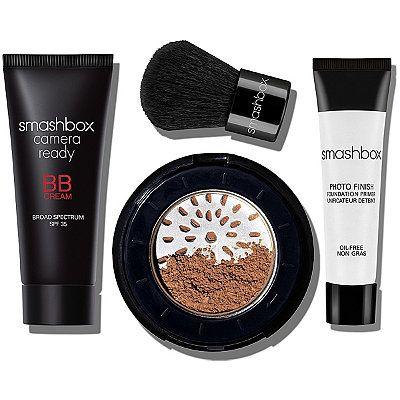smashboxtry it kit bb  halo with images  smashbox bb