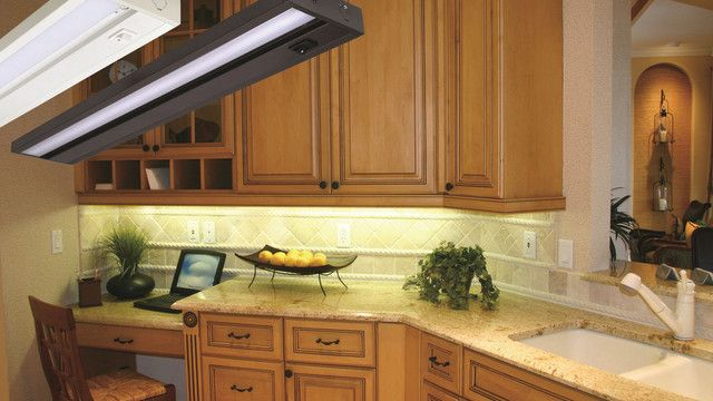 The Leduc Led Under Cabinet Fixture From Nora Lighting Is Linear