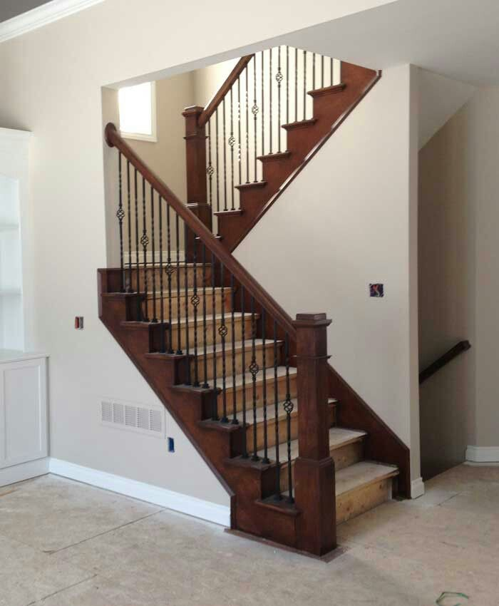 Stairs, Attic Stairs, House Stairs