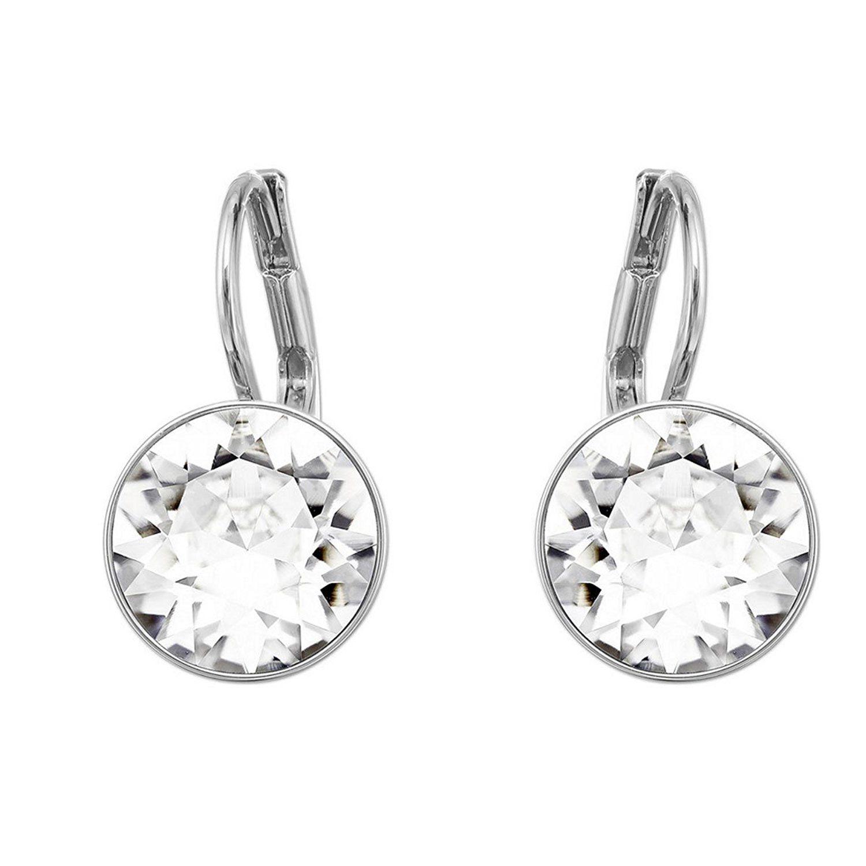 b334ffdb39fc Swarovski Women s Earrings Bella Crystal Clear – 5085608