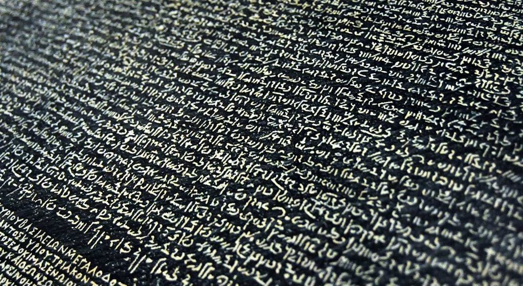 The Rosetta Stone Translating a Lost Language Rosetta