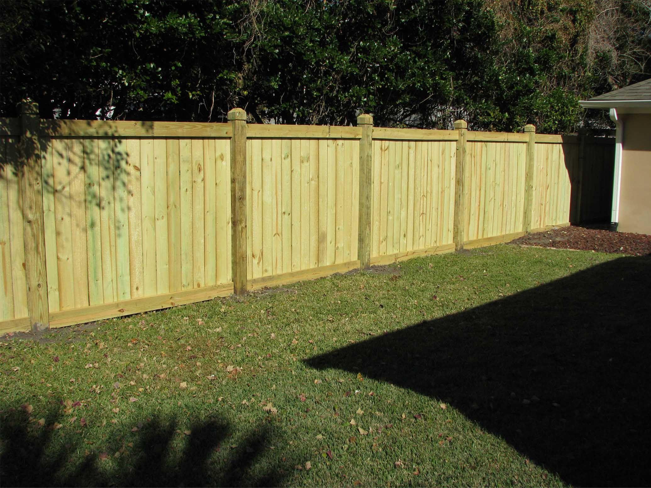 Good Neighbor Fence Plans - Google Search