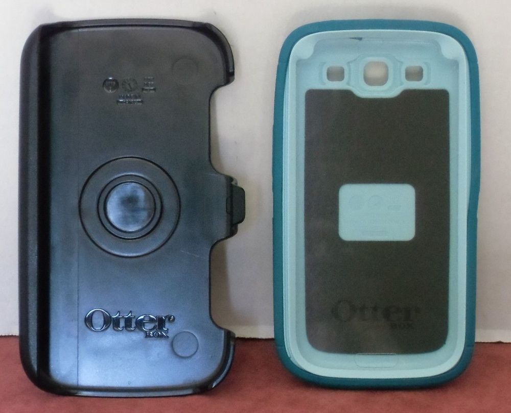 Otter Box Defender for Samsung Galaxy S3 w Belt Clip & Screen Protector #OtterBox