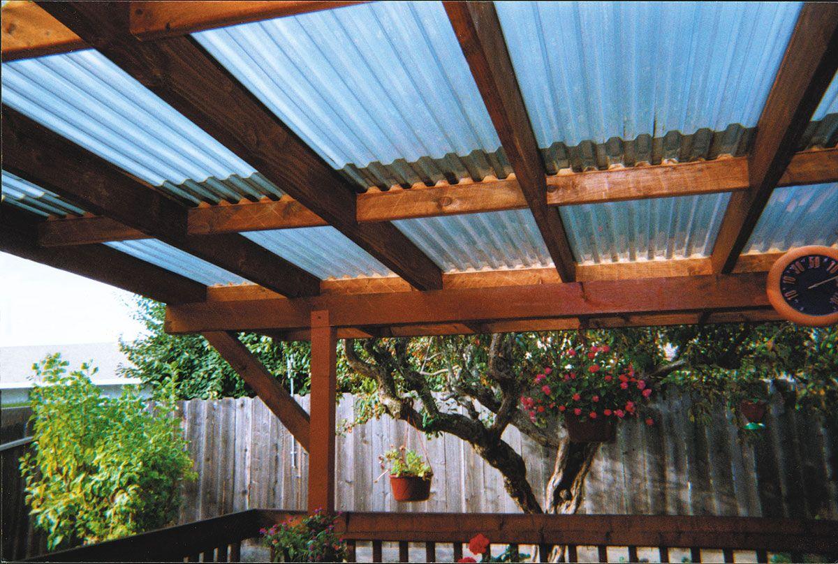Backyard Patio Covering Clear Pvc Outdoor Pergola Deck With Pergola Pergola Patio