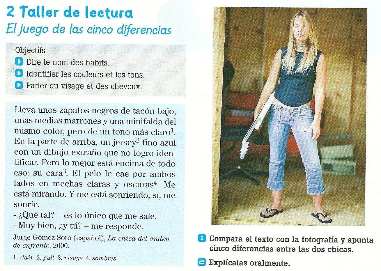 Diferencias Entre Foto Y Texto