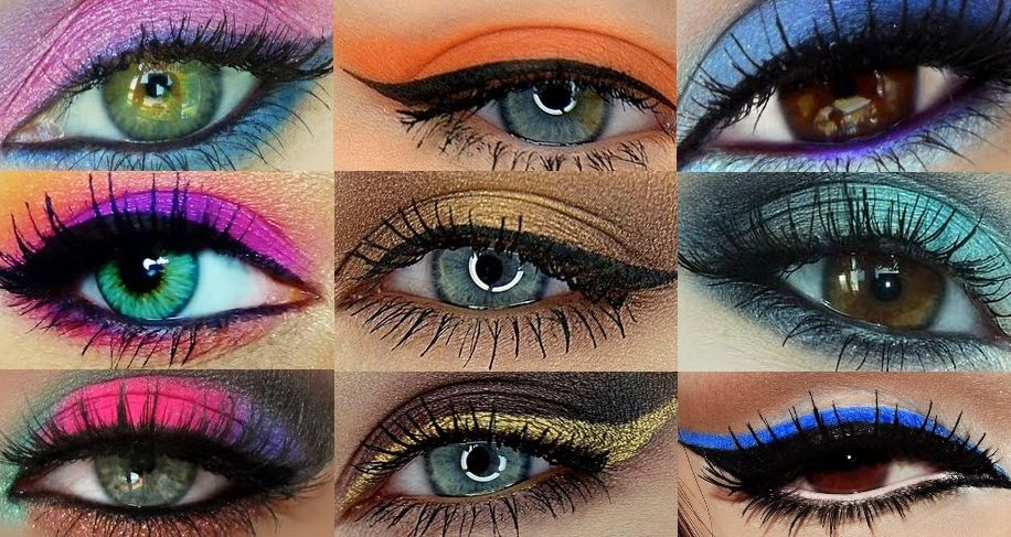 Complementary Colors Compliment You The Perfect Eye Shadow Color
