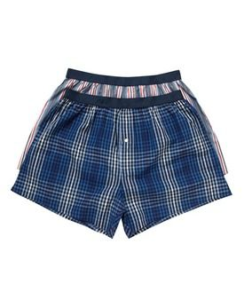 Buy Two Pack Of Woven Boxers 27 00 From Austin Reed Mens Boxer Shorts Mens Trends Boxer