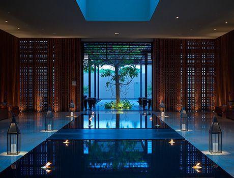 Pin By Supawadee Nimawan On Canggu Hotel Resort Interior Resort Design Hotel Landscape