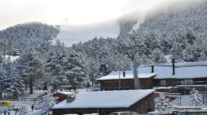 Estación de esquí La Molina: Girona