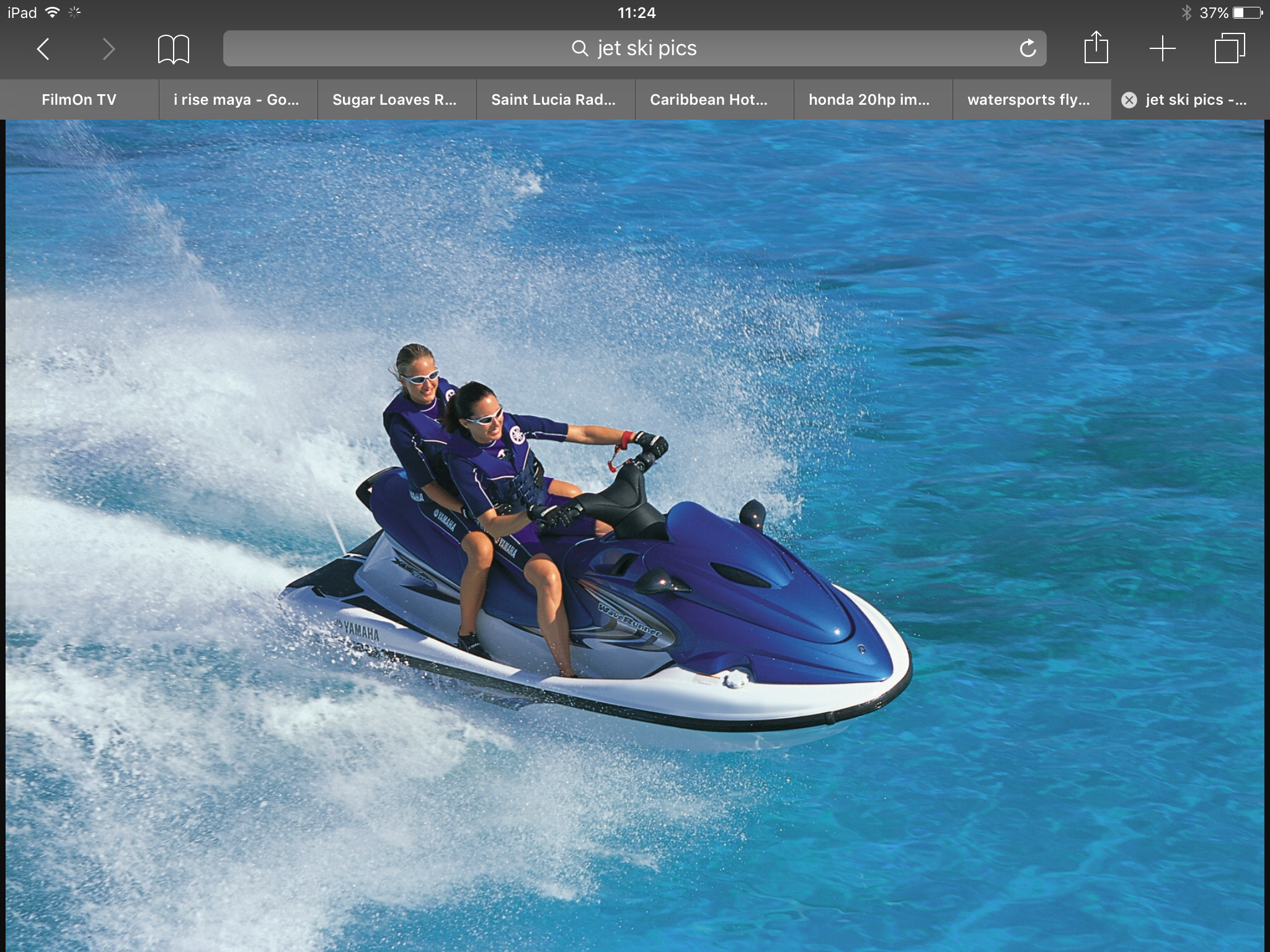 Pin By Sugar Loaves Stables On Sugar Rush Adventure St Lucia With Images Jet Ski Jet Ski Rentals Wakeboarding