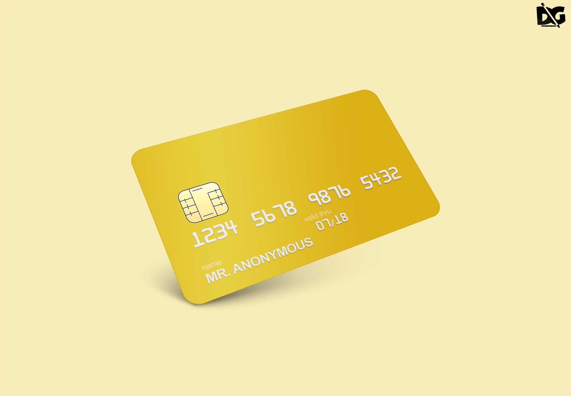 Free Credit Card Mockup Generator Free Credit Card Credit Card Business Card Mock Up