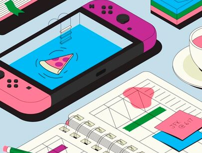 60+ Incredible Isometric Illustration Examples That Praise This Style | GraphicMama Blog