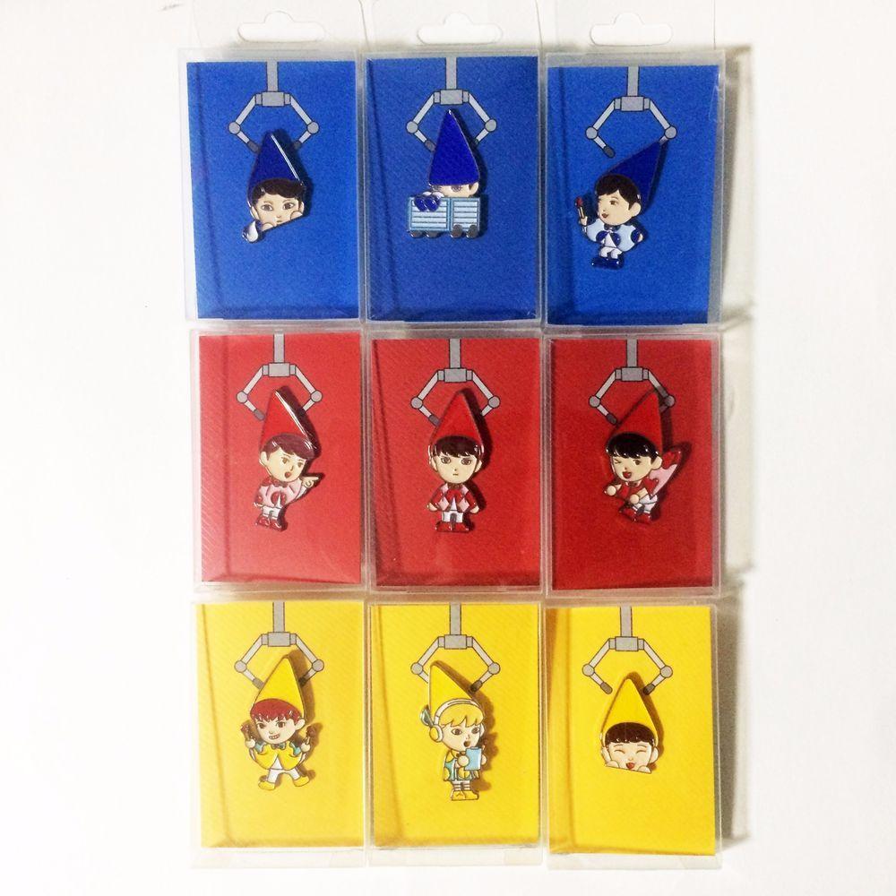 Limited  SM TOWN COEX Artium SUM EXO Melody Fairy Official Badge Full Set 3e7124f3fb7a