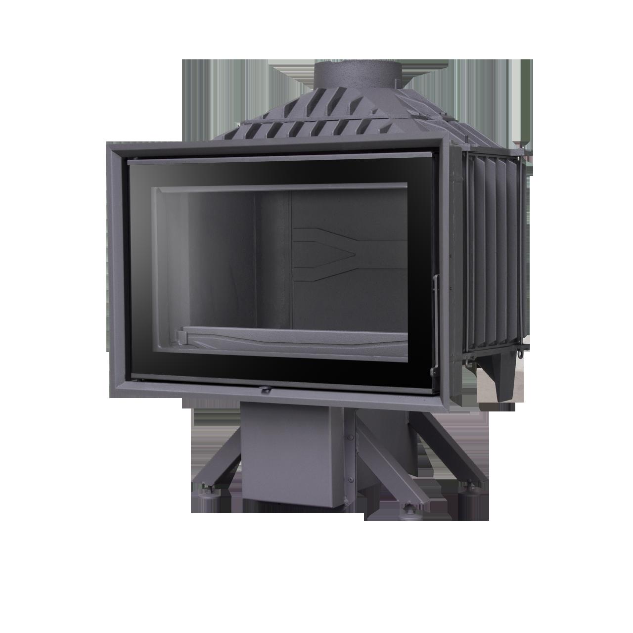 Wklad Kominkowy Powietrzny Kfd Eco Ilux 90 Kominek Fireplace Http Www Wkladykominkowe Net Pl Produkt Wklad Kominkowy Powietrzny Kfd Eco Ilux 90