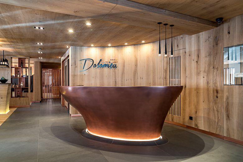 Hotel Garni Dolomie, Selva di Val Gardena, 2015 - Rudolf Perathoner Architect