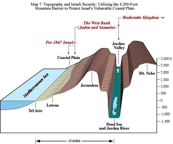 Image result for mount nebo topography