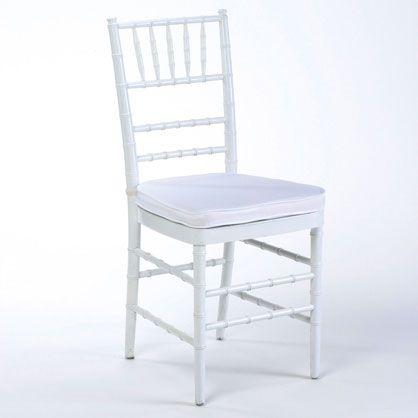 Romantic White Chiavari Chair Eames Dining Chair Chiavari
