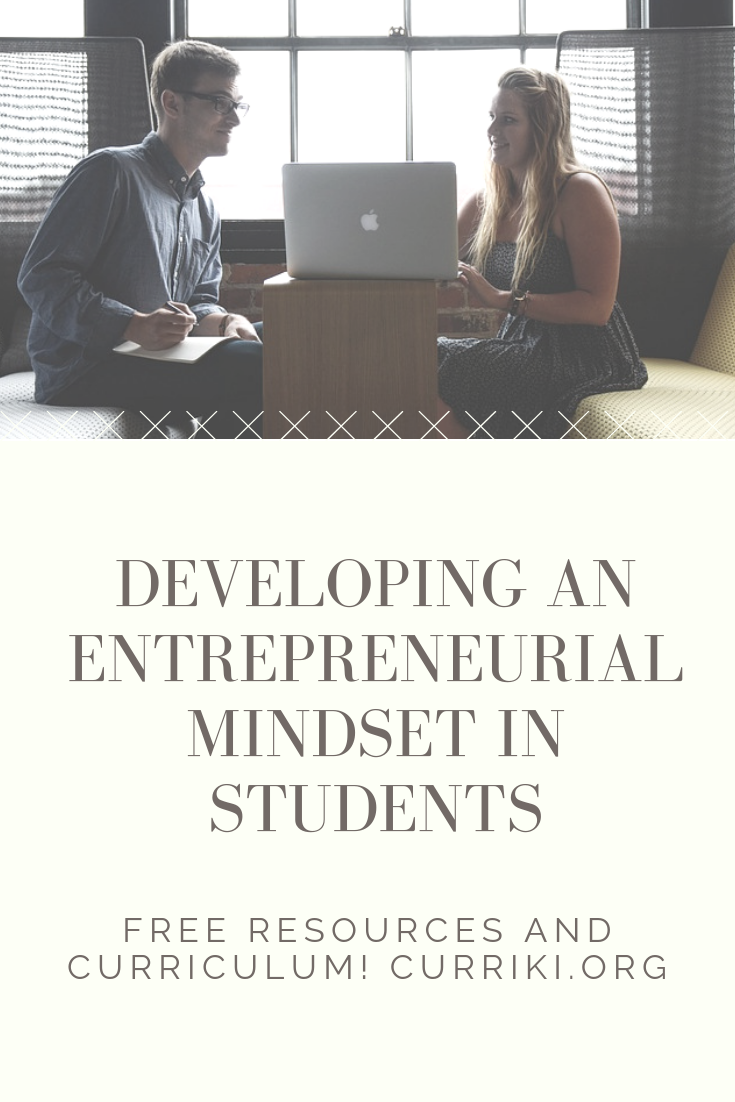 Research Shows That One Of The Best Ways To Engage Students In School And Prepare Them For The Ever Ev Entrepreneurial Skills Teacher Info Interpersonal Skills