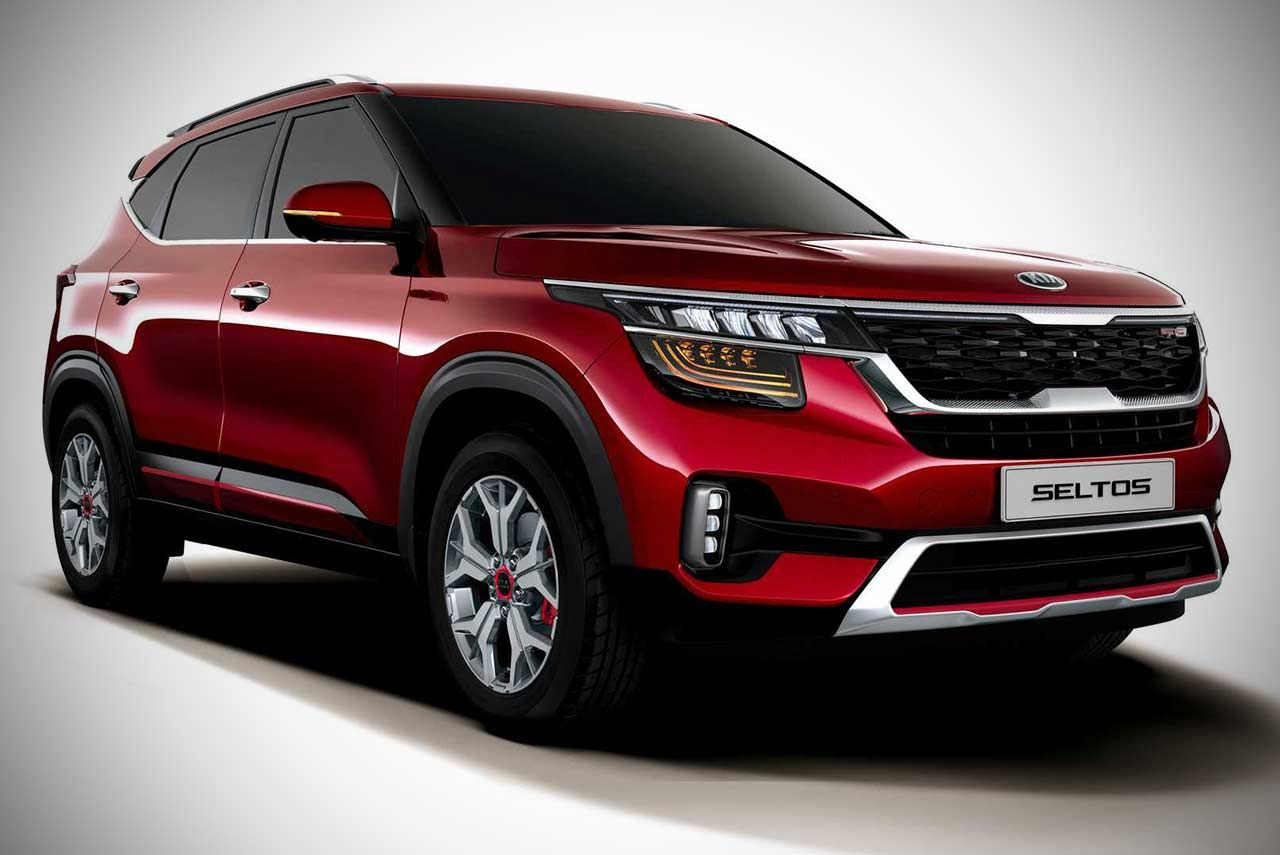 Kia Seltos makes its world debut in India cars