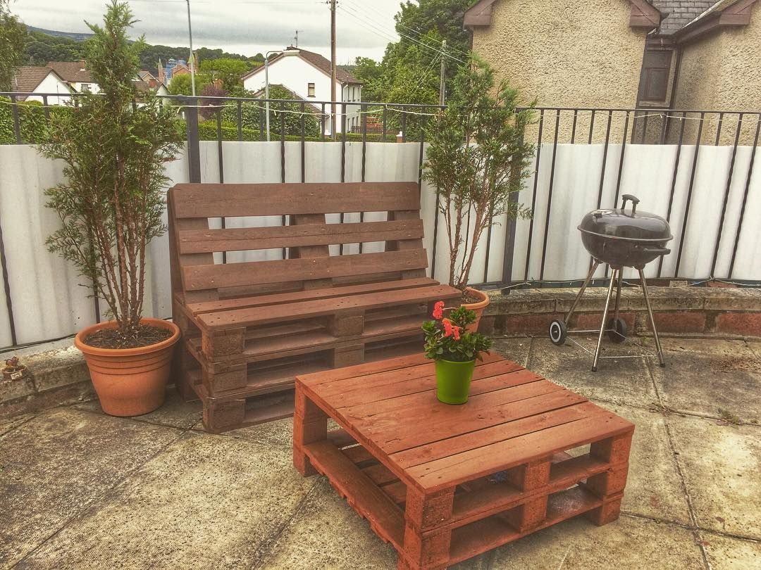 15 Sharp Pallet Bench Creations | Pallet bench, Pallets and Bench
